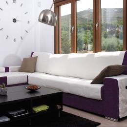 Divano chaise longue copertura Atlas XL